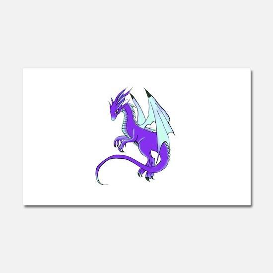 Dragon Car Magnet 12 x 20