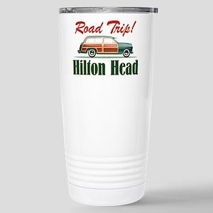 Hilton Head Road Trip - Stainless Steel Travel Mug
