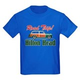 Hilton head Kids T-shirts (Dark)