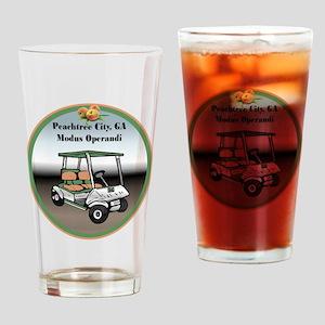 Peachtree City Pint Glass