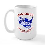 Err - Air America Large Mug