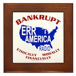 Err - Air America Framed Tile