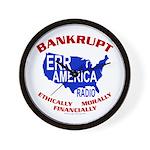 Err - Air America Wall Clock