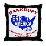 Err - Air America Throw Pillow