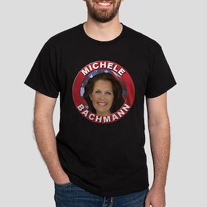 Michele Bachmann Dark T-Shirt