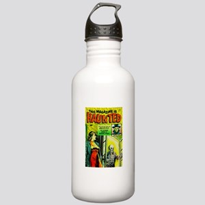 Haunted Stainless Water Bottle 1.0L