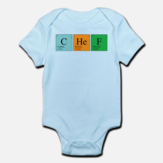Chemist Chef Infant Bodysuit