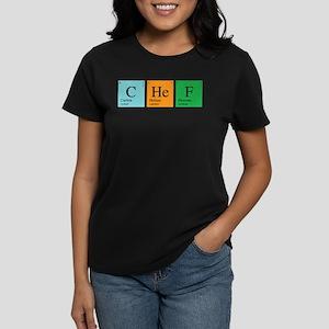 Chemist Chef Women's Dark T-Shirt