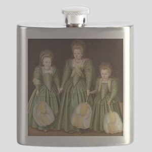 Egerton Sisters Flask