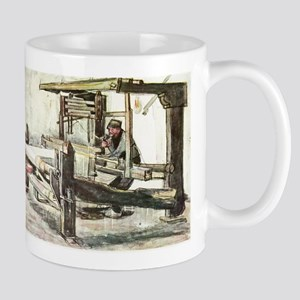 Van Gogh The Weaver Mugs
