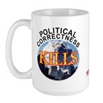 PC Kills Large Mug