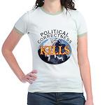PC Kills Jr. Ringer T-Shirt