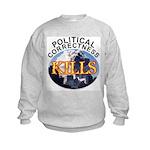 PC Kills Kids Sweatshirt