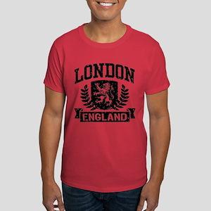 London England Dark T-Shirt