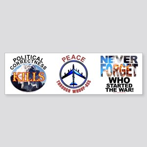 War on Terror Mini-stickers