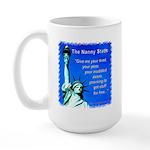 Nanny State Large Mug