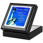 Nanny State Keepsake Box