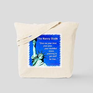 Nanny State Tote Bag