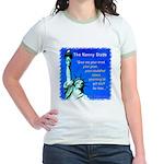 Nanny State Jr. Ringer T-Shirt