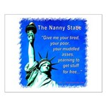 Nanny State Small Poster
