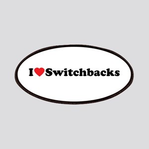 I Love Switchbacks Patches