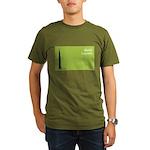 iBuild iLaunch Organic Men's T-Shirt (dark)