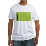 iBuild iLaunch Fitted T-Shirt