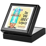 Clinton Legacy Keepsake Box