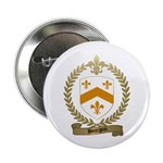 BOURGOIN Family Crest Button
