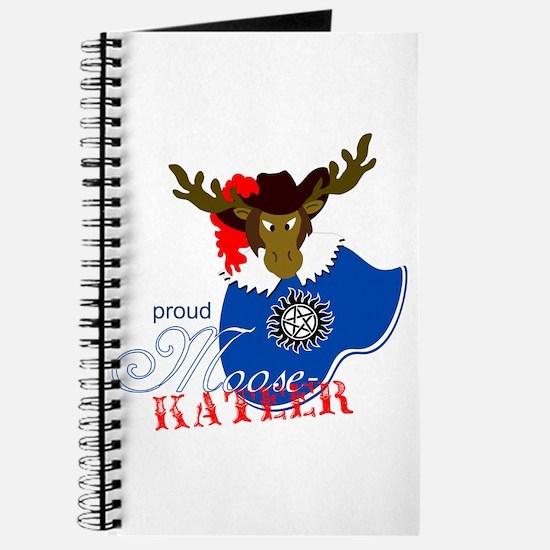 Proud Moosekateer - Light Journal