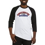 Conservative Boomer Baseball Jersey
