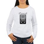 iPawed Women's Long Sleeve T-Shirt