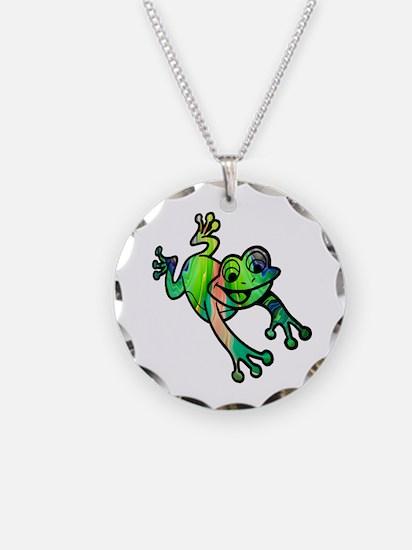 Froggie Necklace