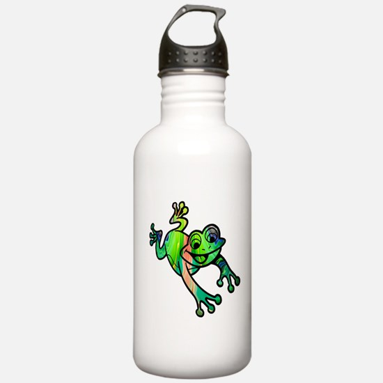 Froggie Water Bottle