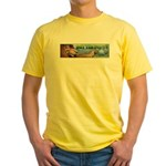 GOT Tea Party Yellow T-Shirt