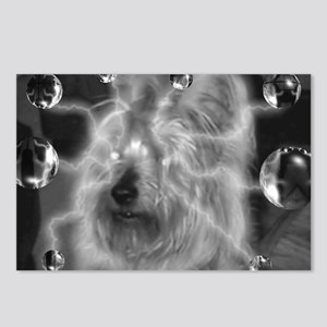 Electro-dog Postcards (Package of 8)