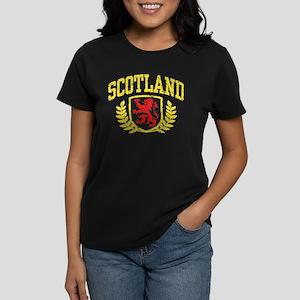 Scotland Women's Dark T-Shirt