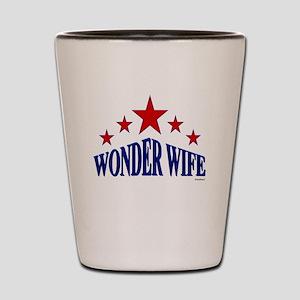 Wonder Wife Shot Glass