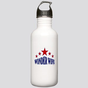 Wonder Wife Stainless Water Bottle 1.0L