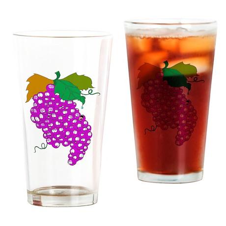 GRAPES Pint Glass