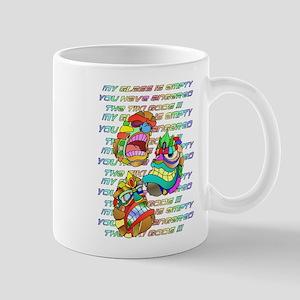 Angered the TIKI GODS Mug