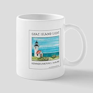 Goat Island Light Mug