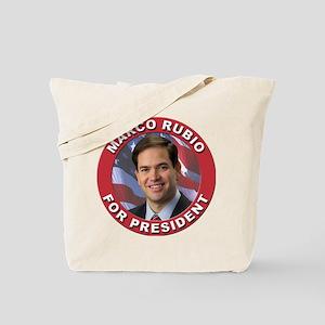 Marco Rubio for President Tote Bag
