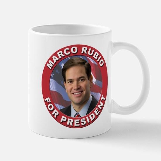 Marco Rubio for President Mug