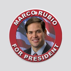 Marco Rubio for President Ornament (Round)
