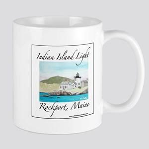 Indian Island Light Mug