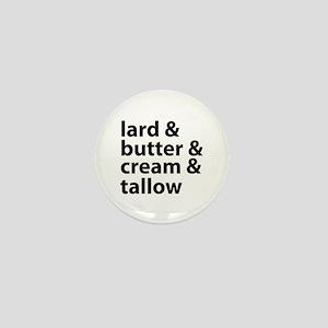 Lard & Butter Mini Button