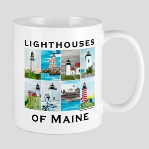 Lighthouses of Maine 2 Mug