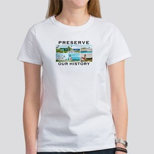 Preserve Lighthouse#1 Women's T-Shirt