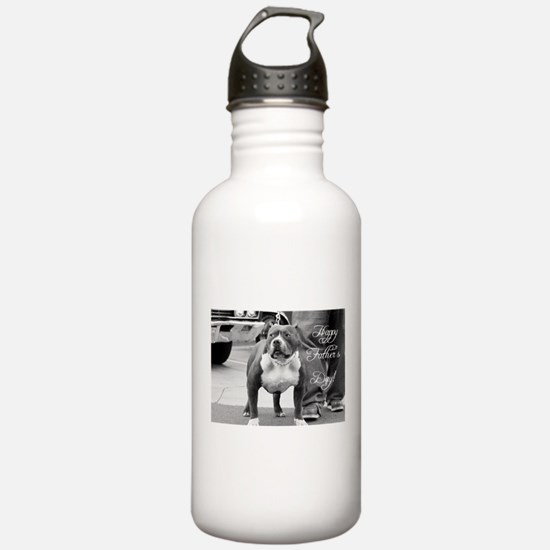 Father's Day Staffordshire Te Water Bottle